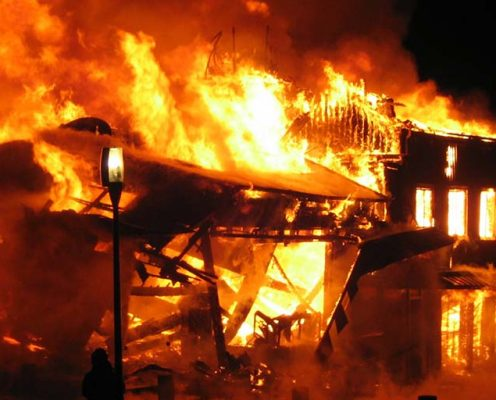 Fire Safety and Risk Assessments